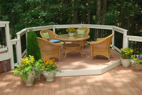 Custom Deck Designs by Archadeck
