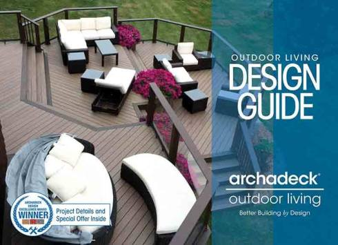 Free Design Guide for Outdoor Living by Archadeck